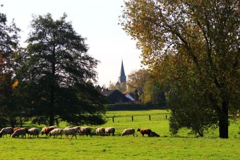 Klein Reken mit Antoniuskirche