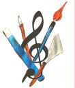 "Logo der Gruppe ""Kreativ"""