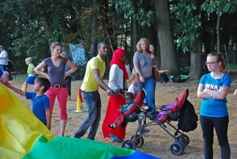 Kinderfest in Reken am 24.9.2016