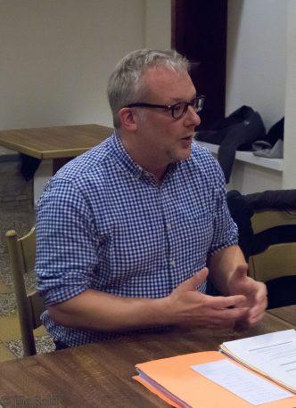Torsten Henseler, Leiter des Integrationszentrums beim Kreis Borken